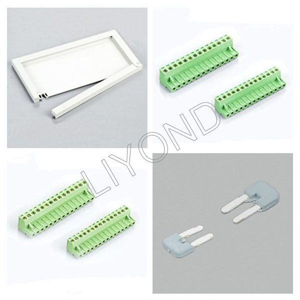 DC circuit plate for circuit breaker