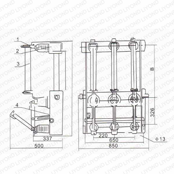FN3-12-series-lndoor-high-voltage-load-breaker-switch
