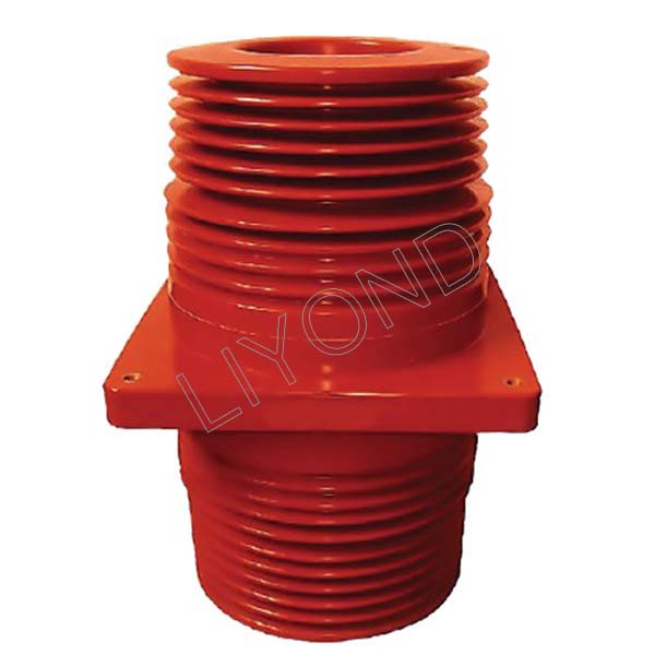 Indoor switchgear epoxy resin wall bushing LYC156