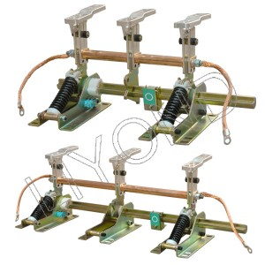 JN15A 12 type indoor AC high voltage earthing switch