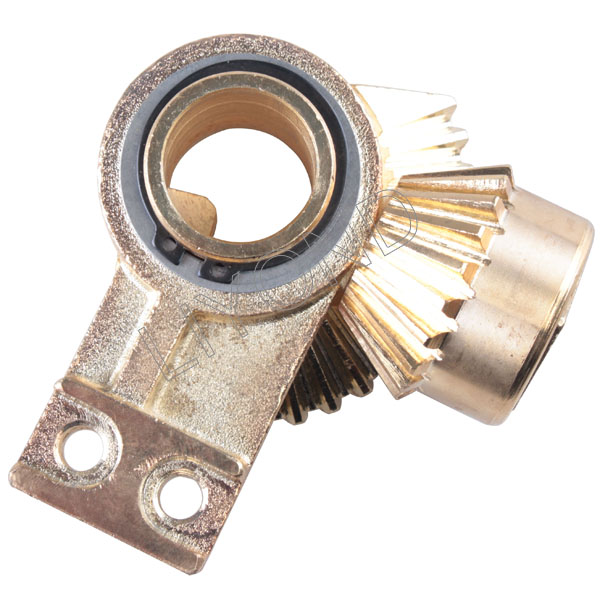 One way bevel gear with a quarter turn for switchgear 5XS.245.001