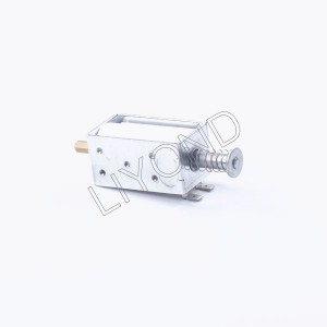 solenoid coil for circuit breaker and switchgear