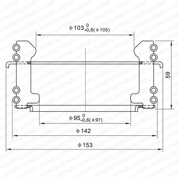 VCB movable contact LYA117