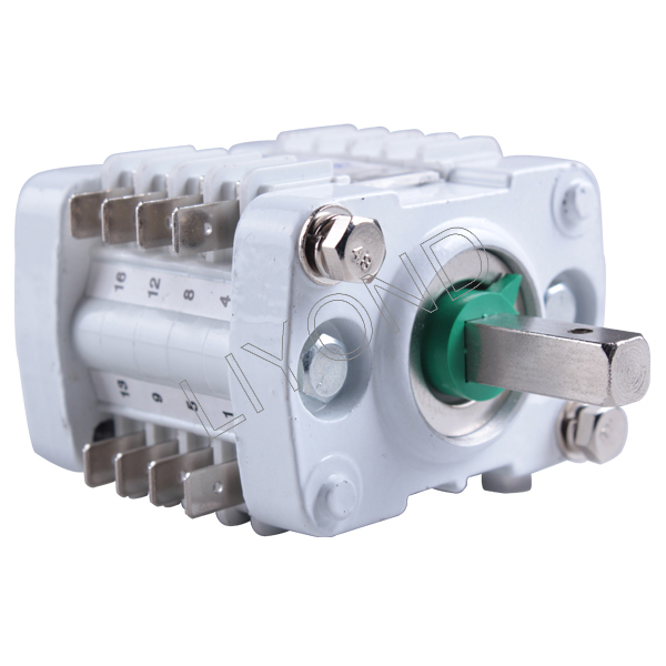 F10-8 Electric pilot switch for VCB