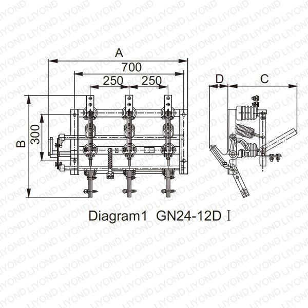 Diagram1 GN24-12DⅠ