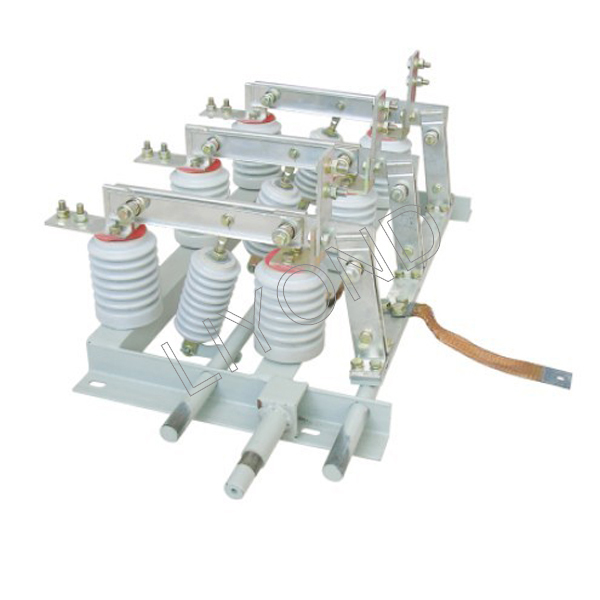 GN24-12D Indoor AC High Voltage Disconnect Switch (earthing)