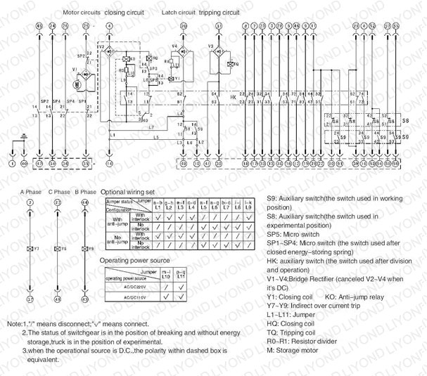 control wiring diagram of acb wiring diagrams wiring diagram air circuit breaker schematics and diagrams