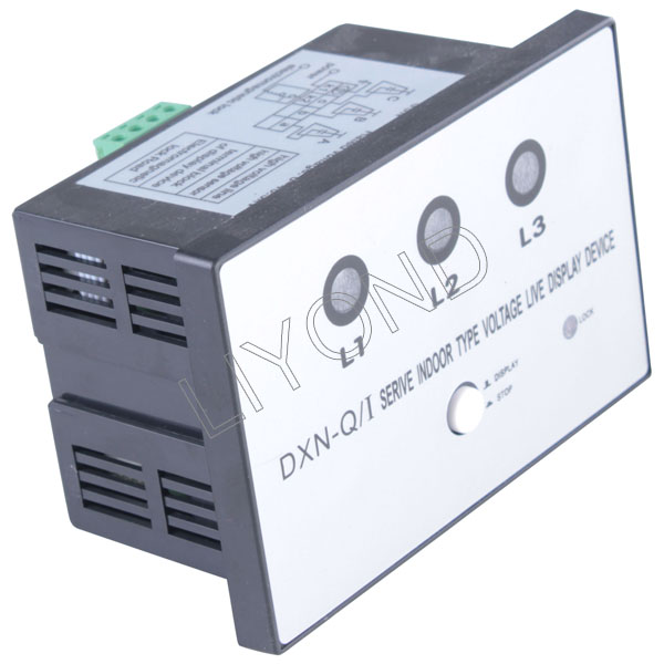 Live monitor DXN-QI switchgear