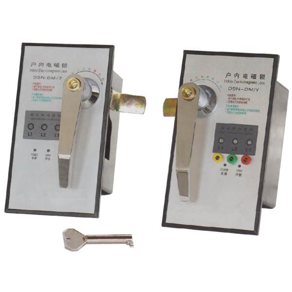 The DSN-DM indoor electromagnetic lock