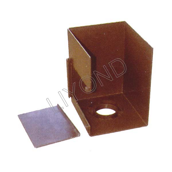 Insulated Switch Cover : Upper insulated cover vacuum circuit breaker lyc