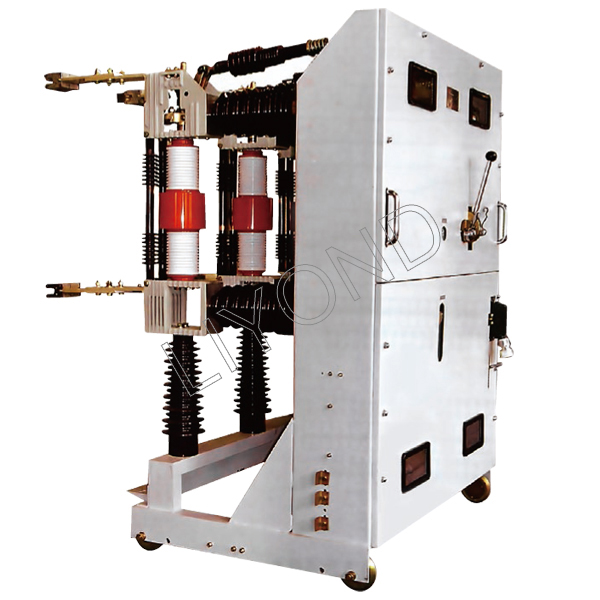 Zn c type indoor hv vacuum circuit breaker yueqing