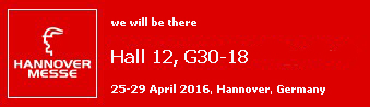 HANNOVER MESSE 2016 Exhibition LIYOND
