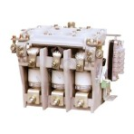 ZKJ-350/3.3KV Mining AC H.V. Vacuum Contactor CKJ-200/3KV Type AC H.V. Vacuum Contactor