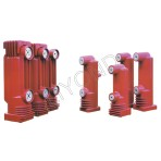 12kV EEP-12-1600/1250-40A Pole Column For vacuum circuit breaker