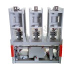 CKG3-12kv 160A,250A,400A,630A AC Three Pole H.V Vacuum Contactor