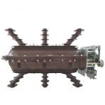 40.5KV Indoor SF6 Load break Switch for switchgear