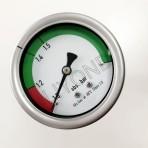 SF6 gas pressure meter