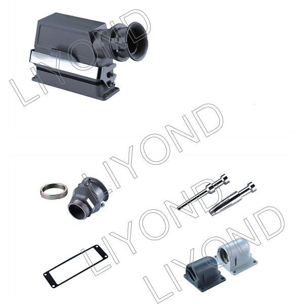 CD-46 control socket for vacuum circuit breaker