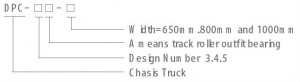 DPC-3(A)-800-CHASIS-TRUCK meaning