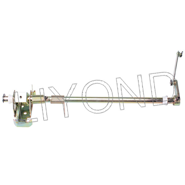 Guide rail interlock device 5XS.363.011