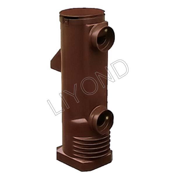 Insulating cylinder HV LYC163 for vacuum circuit breaker