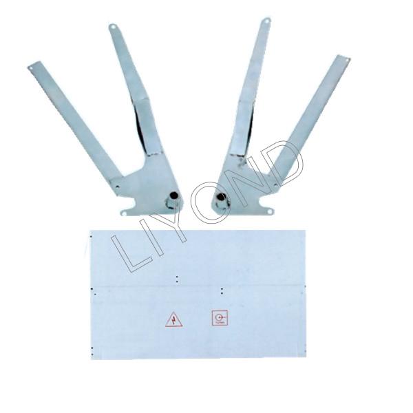 KYN61 Shutter mechanism steel cable type for switchgear