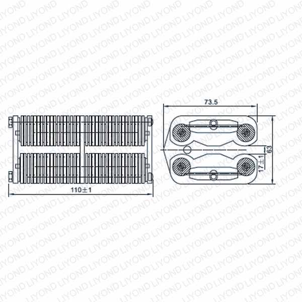 LYA507-GC72000A contact for vacuum circuit break