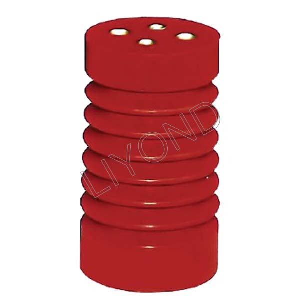 Red Insulator for High Voltage Switchgear LYC109 12KV