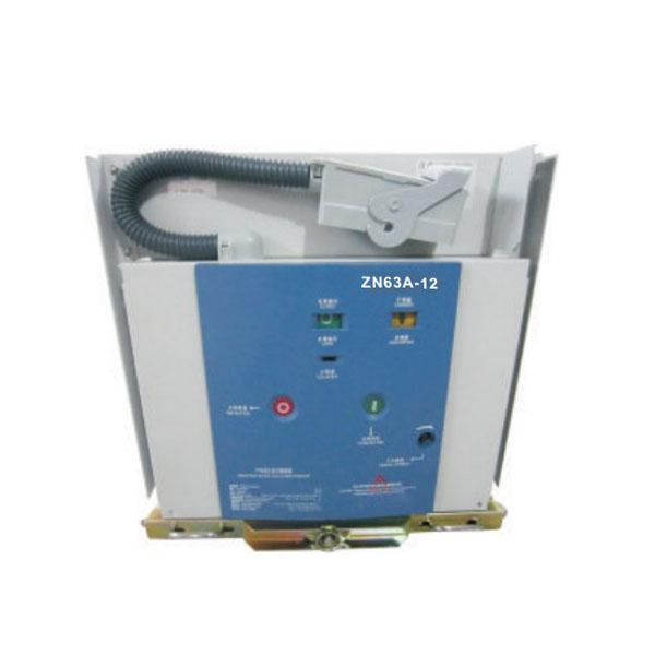 ZN63-12(VS1-12)indoor high voltage vacuum circuit breaker for switchgear 12kV