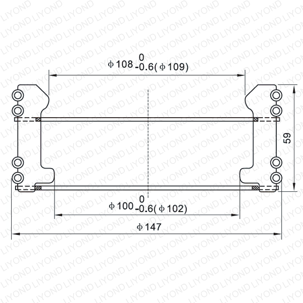 VCB isolating contact LYA130