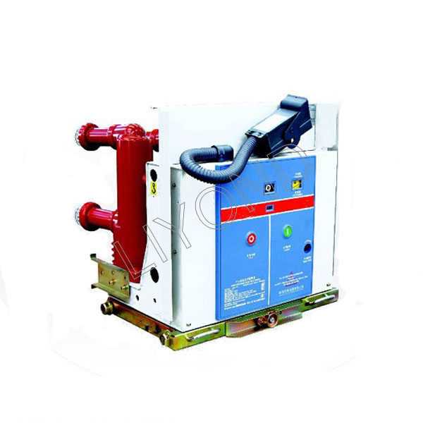 12kv with embedded poles indoor HV vacuum circuit breaker for switchgear