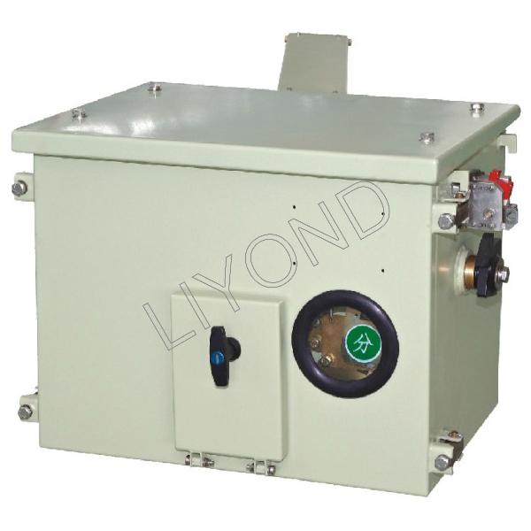 G4 Earthing Switch Motor Spring Mechanism