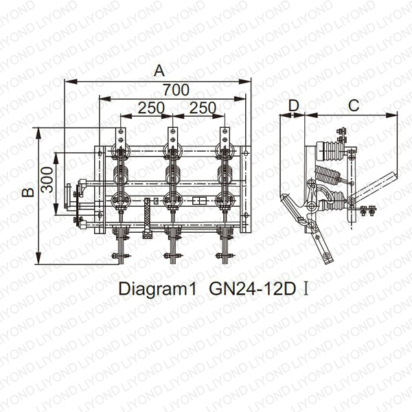 Diagram1 GN24-12DⅠ
