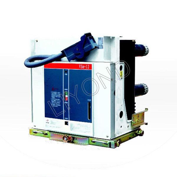 Vsm indoor hv vacuum circuit breaker for kv