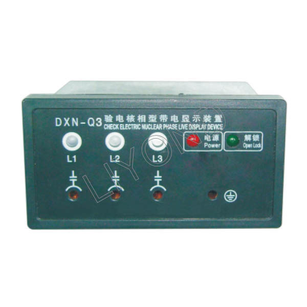DXN-( )/T3(Q3)-H series indoor charge display