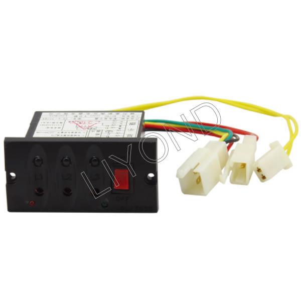 DXN-( )/Q4-HK series indoor high voltage electric display