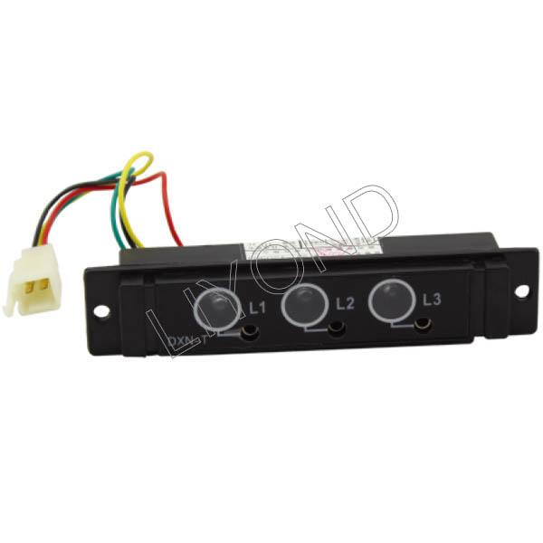 DXN-(  ) / T5-H series indoor high voltage electric display