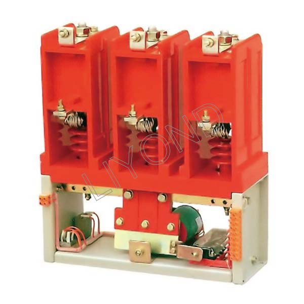 CKG CKJ3-12 KV160,250,400,630A Type AC H.V. Vacuum Contactor1