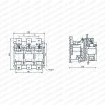 CKJ5-63,80,125,250,400,630A AC L.V. Vacuum Contactor11