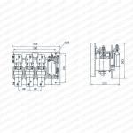 CKJ5-63,80,125,250,400,630A AC L.V. Vacuum Contactor12