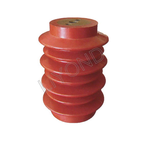 Epoxy resin 12KV insulator china supplier LYC304 | Yueqing