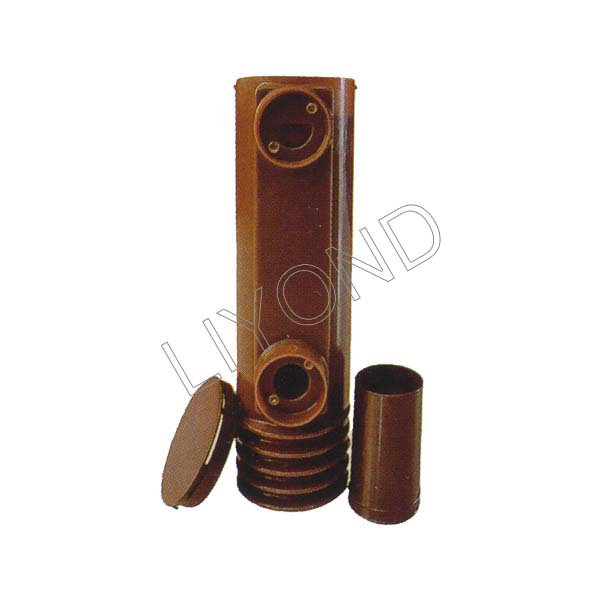 Insulated cylinder embedded poles circuit breaker LYC362