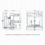 VSM-12 Series of Indoor High Voltage Vacuum Circuit Breaker-2