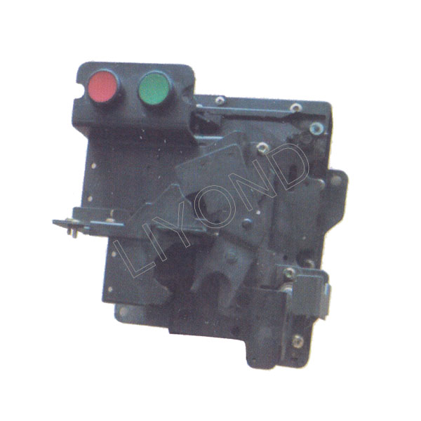 GIS Circuit Breaker Manual Mechanism