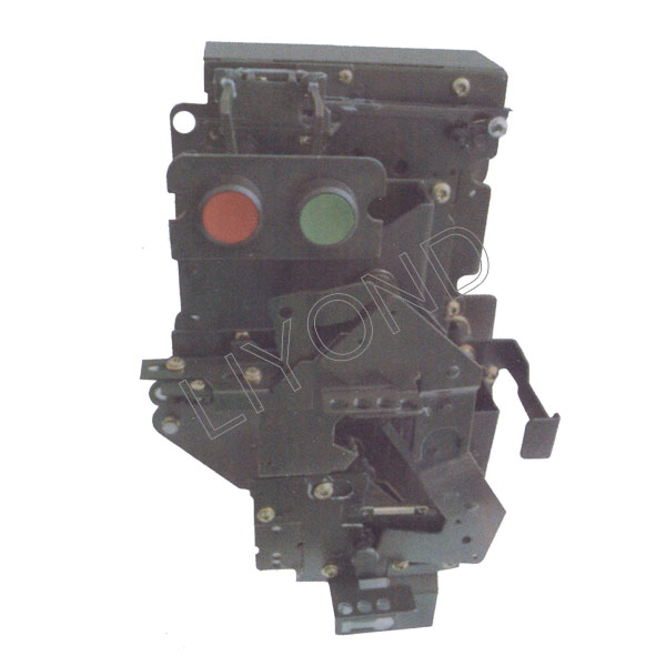 GIS Three-Position Outlet Switch Manual Mechanism