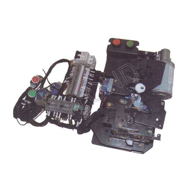 GIS Three-Position Outlet Switch Motor Mechanism