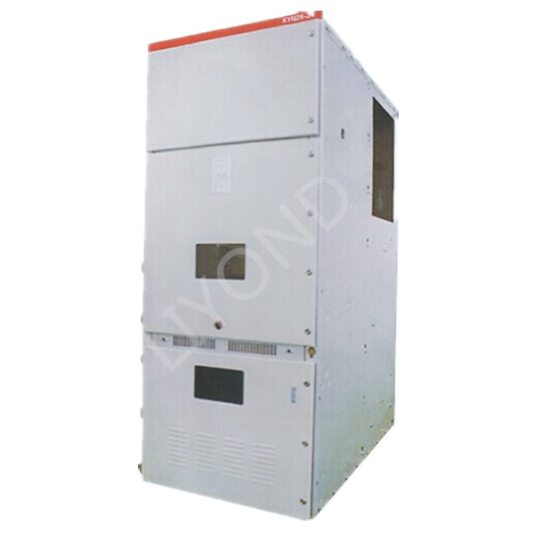 KYN28一24 type armored remove AC metal一enclosed cabinet