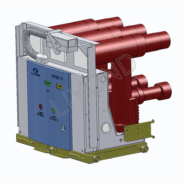 VZF(R)-12-series-centrally-installed-embedded-pole-vacuum-load-break-fuse-combination-device