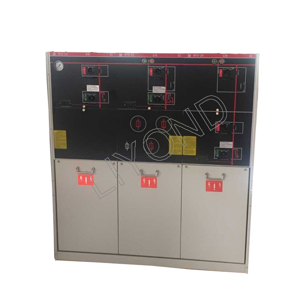 XGN□-12  SF6-insulated Ring Main Unit Switchgear