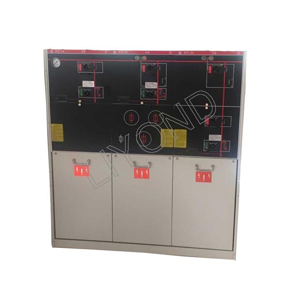 XGN□-12  SF6-insulated Ring Main Unit Switchgear